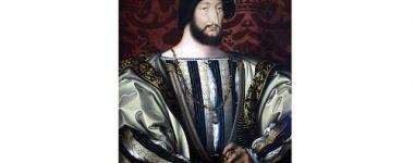 Portrait de François 1er par François Clouet