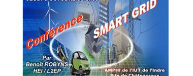 """""""Smart grids, à la découverte des réseaux intelligents"""""""