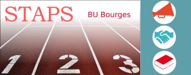 STAPS BU Bourges