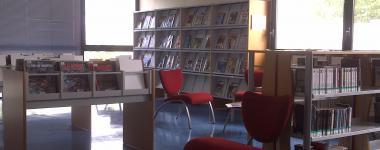 photo salle de lecture Bu bourges