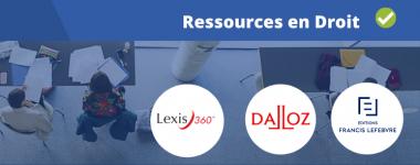 Ressources révision droit