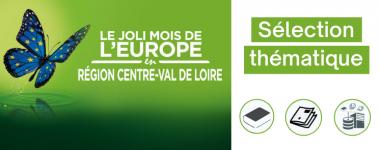 A l'occasion du joli mois de l'europe, découvrez notre sélection de documents