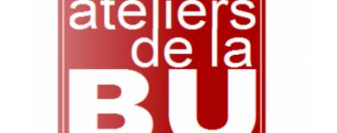 Affiche actus ateliers de la BU
