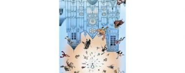 Affiche de l'édition 2014 du festival Bulleberry