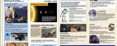Fête de la Science à l'IUT de l'Indre, site de Châteauroux 09/10/11 oct 2014