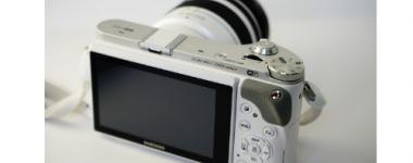 Photographie d'un appareil photo numérique.