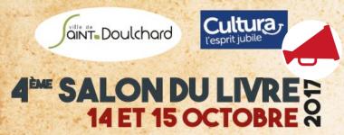 4e salon du livre St Doulchard 14 et 15 octobre 2017