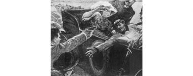 Illustration attentat Sarajevo